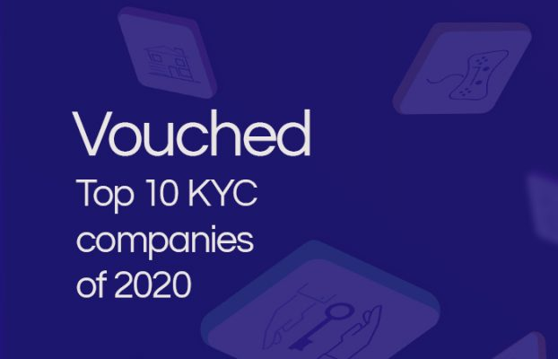 Vouched named one of the top 10 KYC companies of 2020